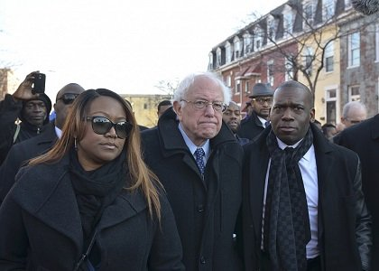 When presidential hopeful Bernie Sanders (D-Vt.) met with a group of Black civic and religious leaders in Baltimore, Md., Jamal ...