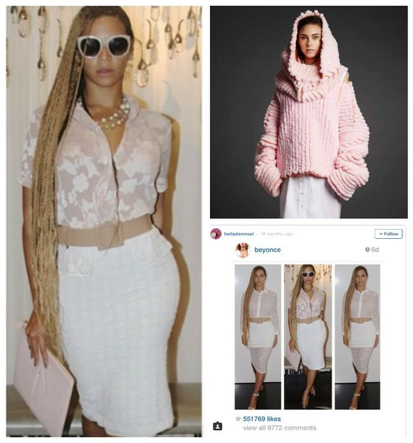 Damnsel made their debut at New York Fashion Week with a luxury handbag collection by designer Rachel Feinberg.