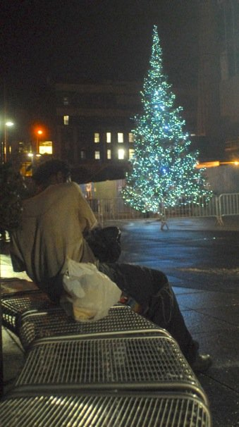 Jesus Morales has been homeless and living on the streets for the past 15 years. On Oct. 2 in East ...