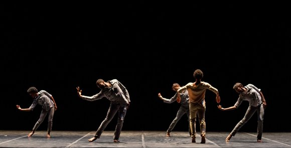For his first full evening at the Joyce Theater, Kyle Abraham and his company, Abraham.in.Motion, played to sold out houses, ...