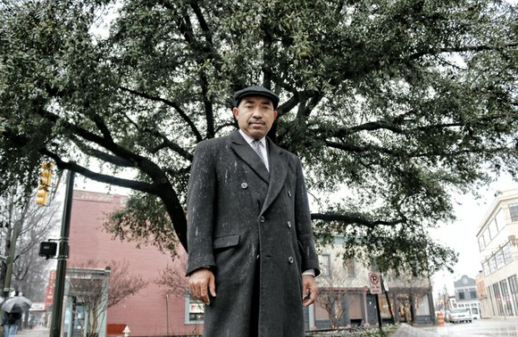 The fight over the tree in the planned Maggie L. Walker plaza isn't over. Gary L. Flowers, a Richmond native ...