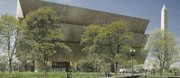 Rendering of Smithsonian's National Museum of African American History and Culture