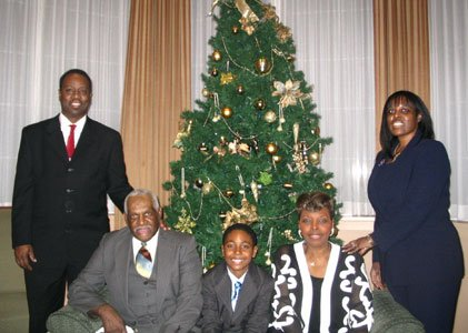 Eleanor Massive and her family