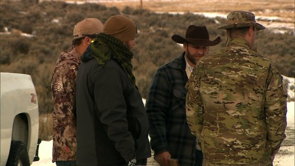 An action reminiscent of Americans during the anti-British era is occurring in Oregon, where a militia has taken over the ...