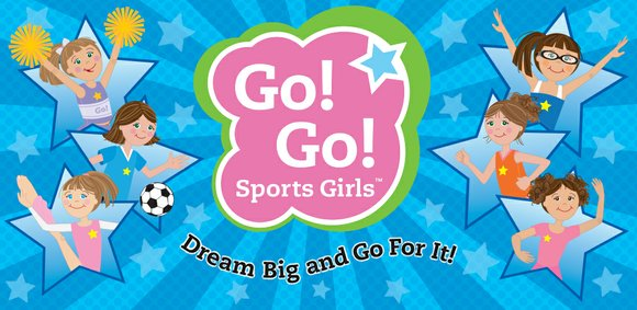 Dream Big Toy Company announces the release of the Go! Go! Sports Girls app.
