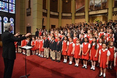 Houston Chamber Choir presents Hear the Future: Annual Invitational School Choral Festival with four Houston-area schools on Sunday, January 31st ...
