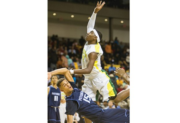 It's about time for De'Monte Buckingham to be entered into the discussion of the Richmond area's all-time, high school basketball ...