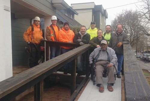 A Portland Housing Bureau grant to a community development nonprofit is providing some critical home repairs to mitigate displacement of ...