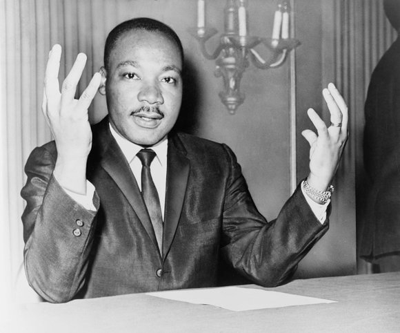 How will you celebrate Martin Luther King Jr. Day this year?