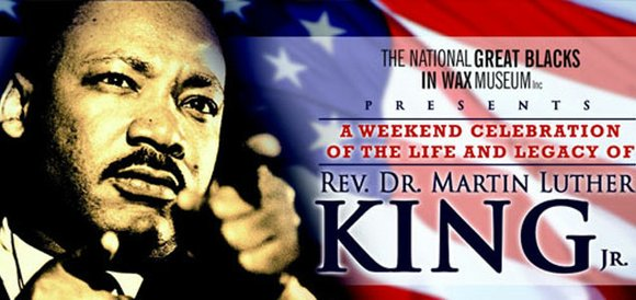 A weekend celebration of the life and legacy of Civil Rights Champion Dr. Martin Luther King Jr. has been planned ...
