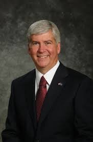If Michigan Gov. Rick Snyder thought he'd calm fears and win over residents when he addressed the water crisis in ...
