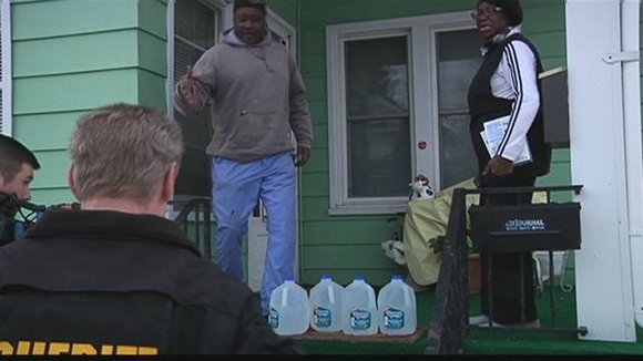 Residents of Flint, Michigan have very little to celebrate, three years after the water crisis in the city made national ...