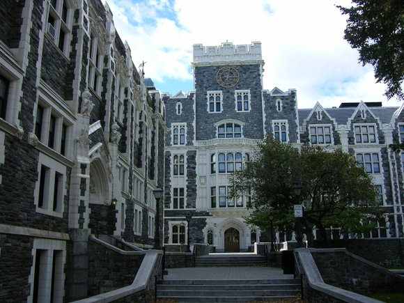 "For more than 125 years after it was founded in 1847 as ""the Free Academy,"" the City University of New ..."