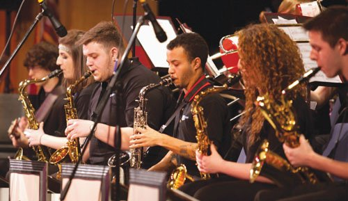 The 54th Annual Clark College Jazz Festival presents three full days of exhilarating big band jazz this weekend.
