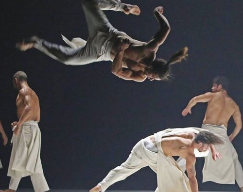A stunningly fluid dance work rooted in martial arts, hip hop and African culture comes to Portland with White Bird's ...