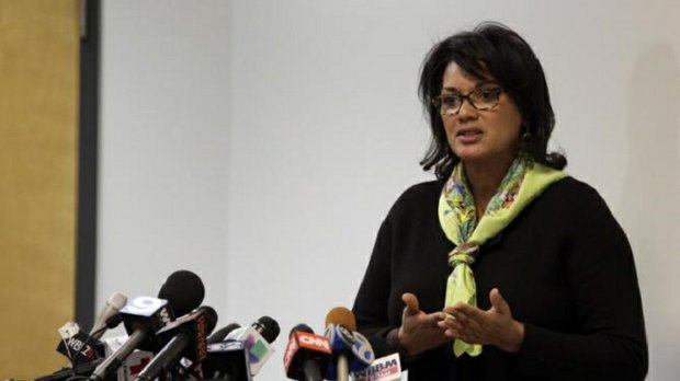 Sharon Fairley is the head of Chicago's Independent Police Review Authority.