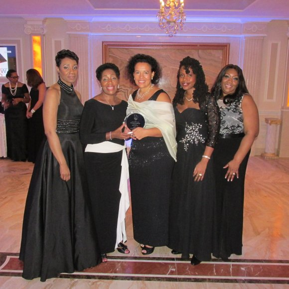 New York Amsterdam News Publisher and Editor-in-Chief Elinor Tatum was recently honored by the National Coalition of 100 Black Women ...