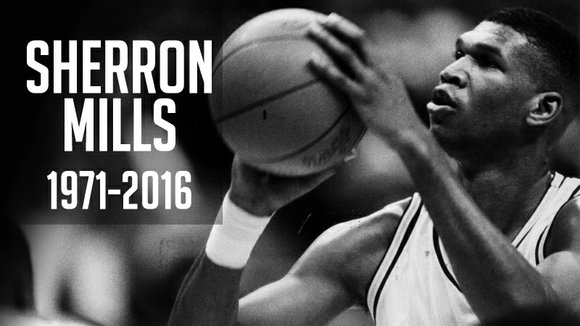 Former Virginia Commonwealth University basketball star Sherron Mills died Sunday, Jan. 17, 2016, of amyotrophic lateral sclerosis, or ALS, also ...
