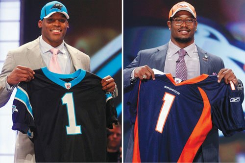 In 2011, the Carolina Panthers and Denver Broncos were picking through the rubble of seasons gone horribly wrong — and ...