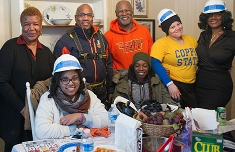 In an effort to assist local Baltimore residents in need of energy efficiency upgrades, volunteers from Morgan State University teamed ...