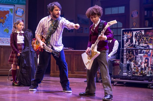 """School of Rock—The Musical"" is a high-octane performance!"