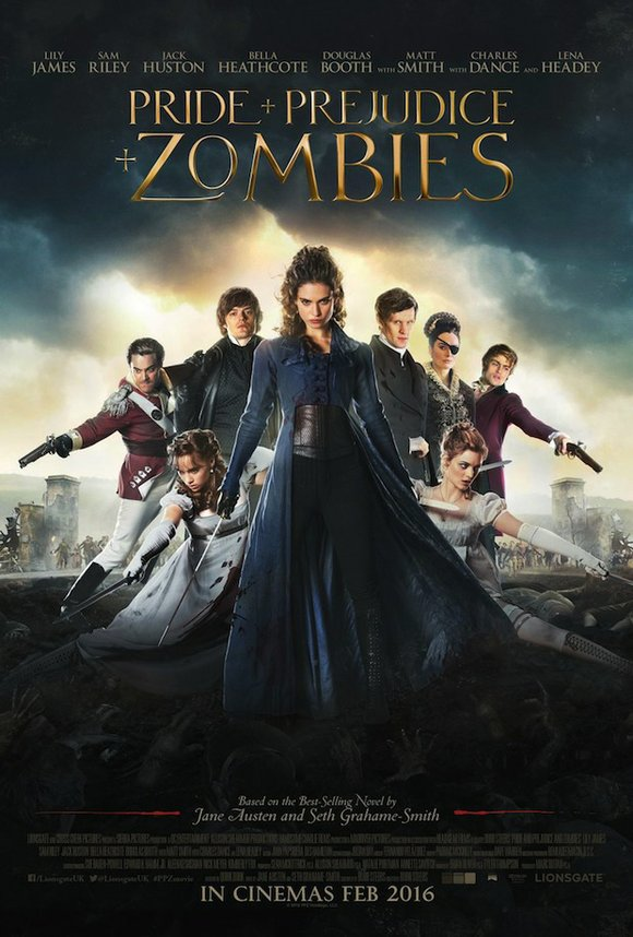 This week in theatres nationwide opens the much-anticipated Screen Gems film Pride and Prejudice and Zombies. The film written and ...