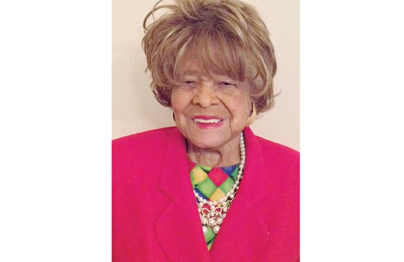 """Audrey Anderson Britt became interested in playing pinochle when she was a student at Virginia Union University. """"They needed somebody ..."""