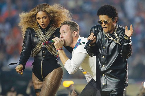 Super Bowl was marked by a stunning display of unapologetic blackness and political activism during one of the most-watched events ...