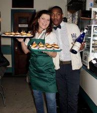 Jelena Pasic (Harlem Shake) and Mozel Watson (Pompette)