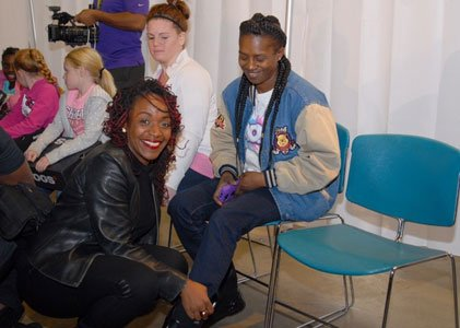 On February 6, 2016, approximately 220 children, women and men showed up at The Salvation Army's warehouse, located at 400 ...