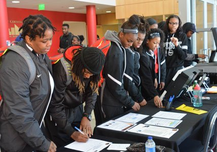 Since 2008, Baltimore City Community College (BCCC), through its partnership with the local chapter of the League of Women Voters, ...