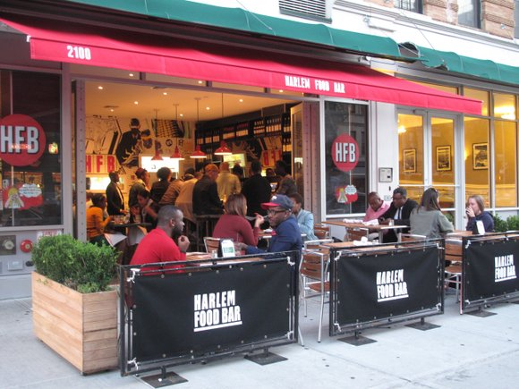 No time to waste, folks! We are in the first week of the seventh annual Harlem Restaurant & Retail Week, ...