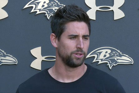 Baltimore Ravens tight end Dennis Pitta loves the game of football so much that he is set to make another ...