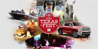 The Toyota Texas Bass Classic (TTBC) is proud to announce that it is now part of Toyota Texas Fest presented ...