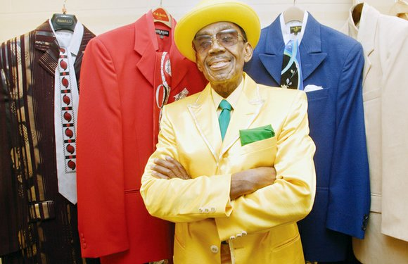 "Abraham ""Ham"" Mitchell has wowed audiences at the CIAA Basketball Tournament for more than four decades with his dazzling attire, ..."