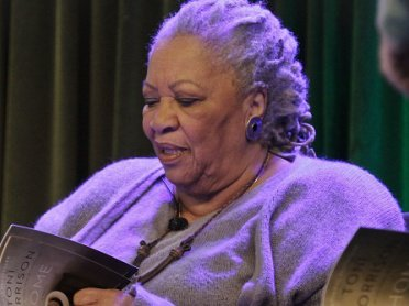 Nobel laureate Toni Morrison has received an honorary prize named for another Nobel winner, the late Saul Bellow.