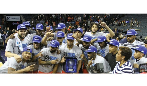 There is a saying that the best form of revenge is success. That being the case, color Virginia State University's ...