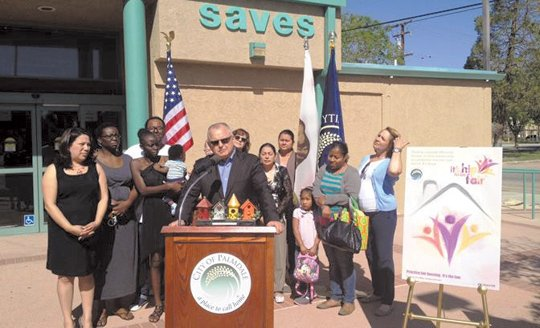 """The city of Palmdale will conduct its latest Season of Service activity tomorrow with a """"Spring Cleaning: SAVES Edition"""" event ..."""