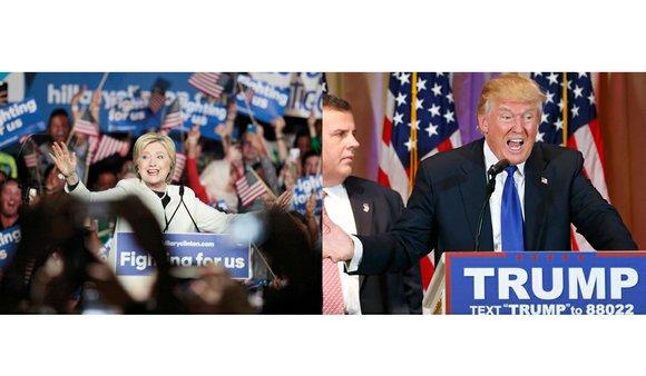 Super Tuesday proved super for Democrat Hillary Clinton and Republican Donald Trump. The two front-runners each won seven of the ...