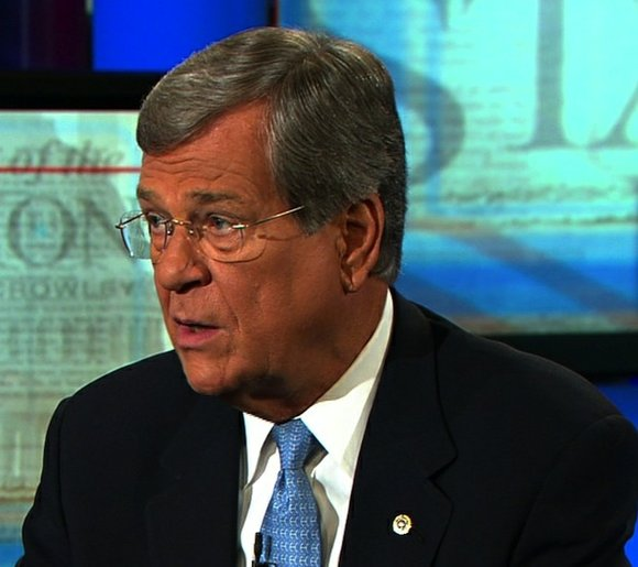 Former Senate Majority Leader Trent Lott says he would have taken up President Obama's nomination to fill the seat of ...