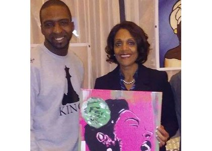 The Conscious Canvas is an event meant to tap into the art community in Baltimore, thanks to the creative mind ...