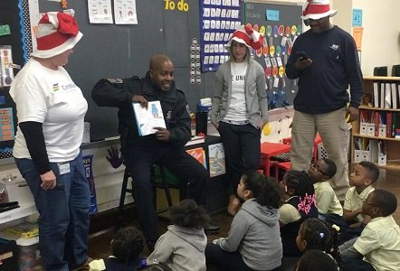 United Way of Central Maryland volunteers recently celebrated Read Across America Day, an annual, nationwide reading celebration that takes place ...