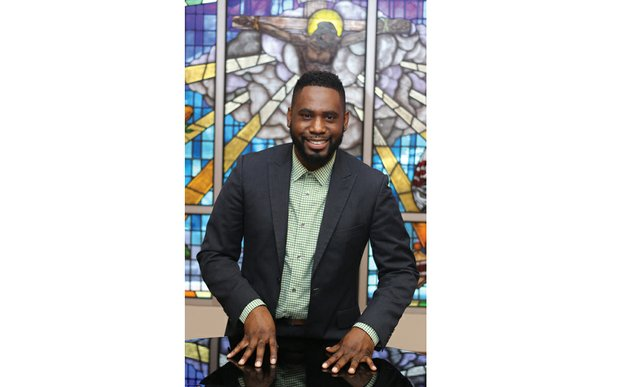 "James Johnson Jr., minister of music at Cedar Street Baptist Church of God, is launching the ""Agree"" campaign a year after being diagnosed with multiple sclerosis."