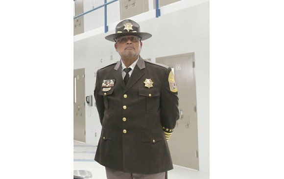 Richmond Sheriff C.T. Woody Jr. plans to vigorously defend his office against a federal lawsuit accusing him of violating the ...