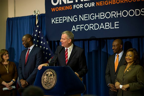 A massive affordable housing preservation project will repair apartments, improve the buildings and keep the rents of 358 apartments affordable ...