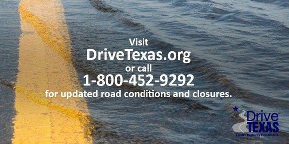 Due to continued flooding from excessive rainfall along the Texas-Louisiana state line, the Texas Department of Transportation has closed Interstate ...
