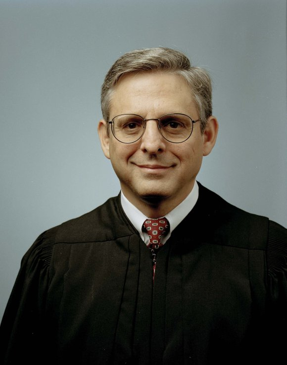 President Obama nominates Judge Merrick B. Garland as Supreme Court replacement for the late Justice Antonin Scalia.