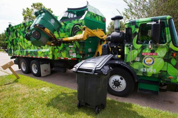 Houston City Council voted and approved a two-year, $5,758,000.00 contract with Waste Management to continue to provide uninterrupted, bi-weekly curbside ...