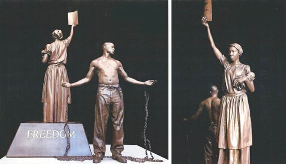 Plans for a Richmond monument that pays tribute to the Emancipation Proclamation and enslaved Africans are moving forward three years ...
