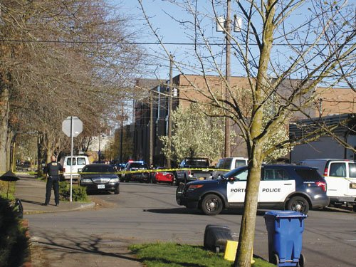 18-year-old male shoots another young man near sidewalk